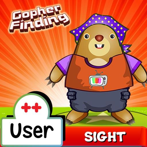 Gopher Finding Sight (Multi-User) iOS App