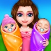 Mommy's New Twins - Sister & Brother Newborn Baby Care