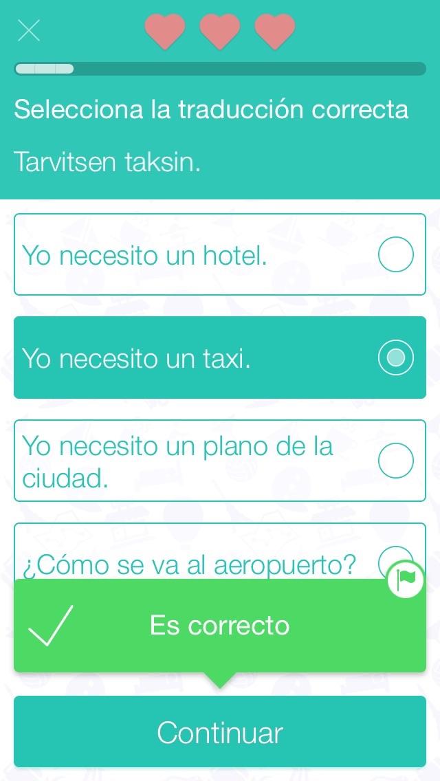 download Finés para viajar: Hablar y Leer las Palabras y Frases esenciales: Aprender un idioma apps 2