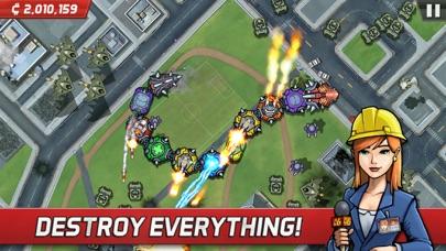 Screenshot #7 for Colossatron: Massive World Threat