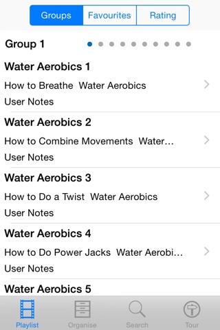 Water Aerobics screenshot 2