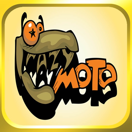 Crazy Coroco Moto Game iOS App