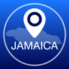 Jamaica Offline Map + City Guide Navigator, Attractions and Transports