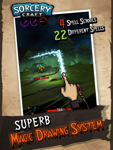 Sorcery Craft для iPad