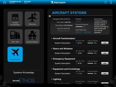 Aerosim ETHOS CRJ700 screenshot 3