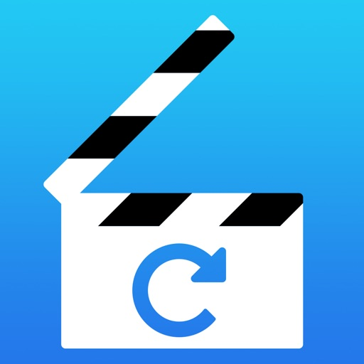 reShoot Video & Photo Camera with Editor - featuring Video Editing, Emojis, Stickers, Bubbles, Text, and Special Effects. iOS App