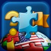 Geo World Games - Fun World and USA Geography Quiz With Audio Pronunciation for Kids