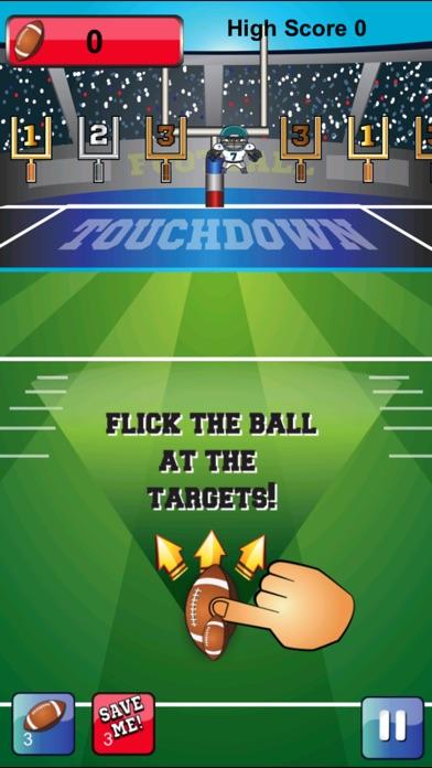 Футбол Флик вызов Pro - Football Flick Challenge Pro Screenshot