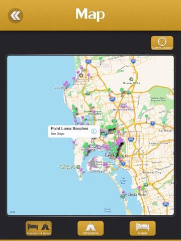 Screenshot #4 for San Diego Offline Guide