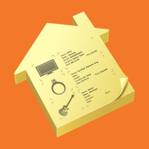 Home Inventory Remote Entry iOS App