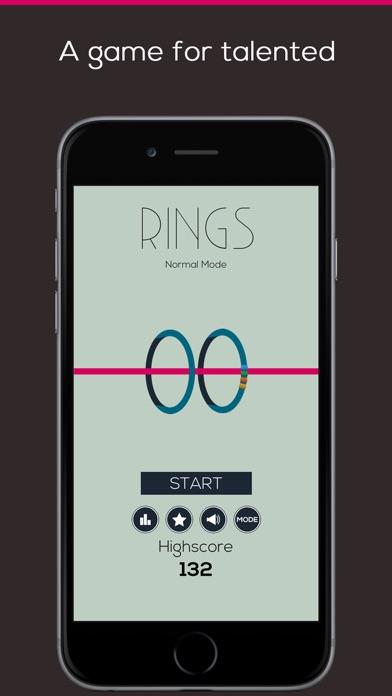 RINGS - Meister der doppel Ringe Screenshot