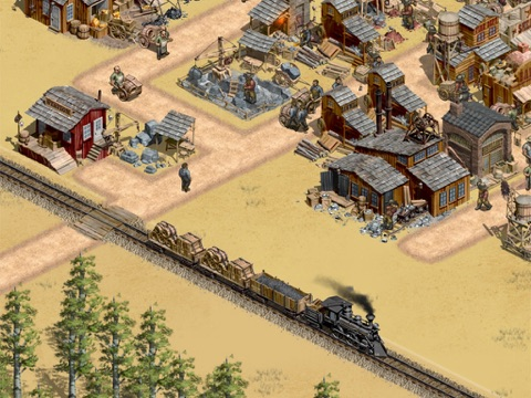 1849: Gold Edition screenshot 4