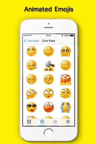 AA Emojis Extra Pro - Adult Emoji Keyboard & Sexy Emotion icons gboard for kik Chat screenshot 3