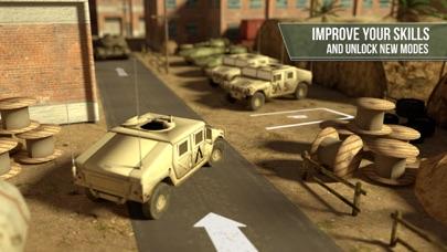 トラックシミュレータPRO  - 陸軍トラ... screenshot1