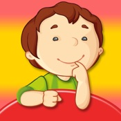 MIS PALABRAS: Spanish Vocabulary and Reading Game for kids. Learn and have fun with Kiddy Words!