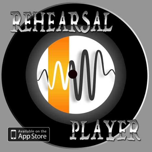 Rehearsal Player-Music Player for musicians (voice,guitar,bass,piano,drum,…)