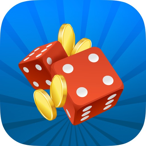 Classic Craps Table FREE - Random Dice Roller with Real Odds iOS App