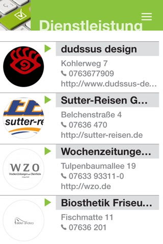 Münstertal screenshot 3