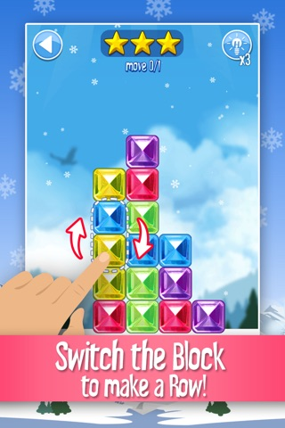 Break The Ice: Snow World screenshot 3