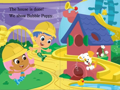 Bubble Guppies The Best Dog House Ever