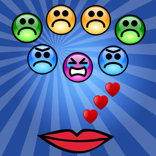 Emo Crush - Smash Your Negative Emotions and Get Happy iOS App