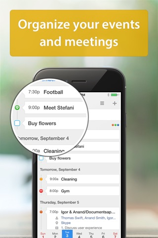 Calendars 5 by Readdle screenshot 3