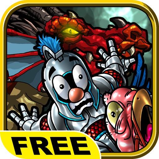 Blaze Dragon Escape: Armed Rider iOS App