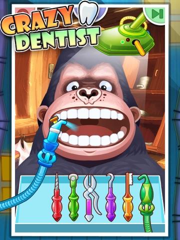 dentiste fou jeux pour enfants par george cl. Black Bedroom Furniture Sets. Home Design Ideas