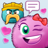 Emoticons Collection Emoji & Smiley Faces with Cute Stickers for Text Messages Chatting and Email