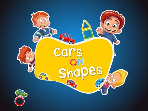 Cars On Shapes screenshot 1
