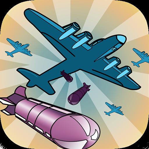 轰炸机3D
