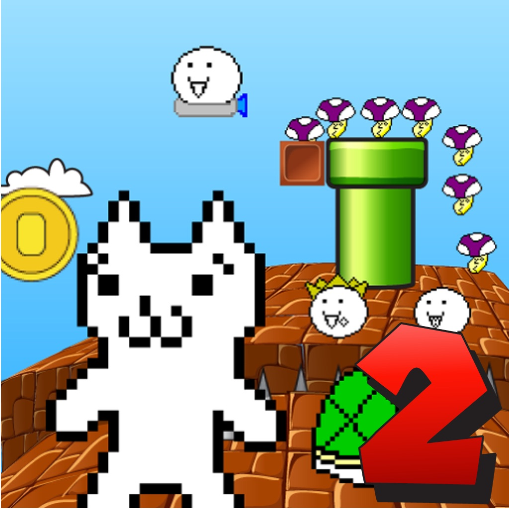 Cat Mario 4 Download Android