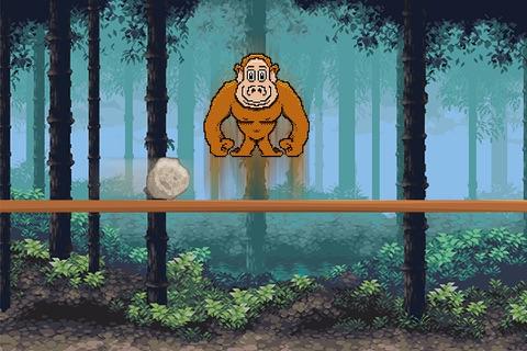 Jump Chimps - A Fun free addictive dodge rocks jumping game experience screenshot 4