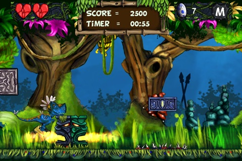 Tyrunasaurus screenshot 4