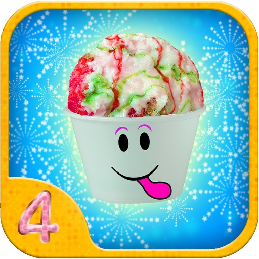 Frozen Ice Popsicles Maker 4 iOS App