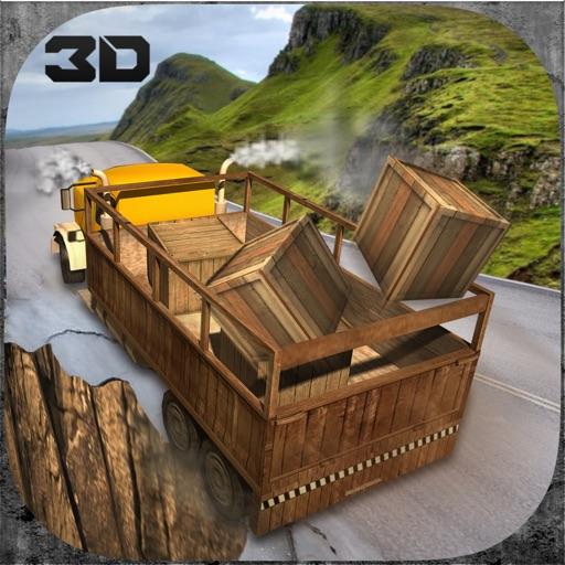 Hill Climber Truck Driver 3D iOS App