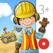 Tiny Builders - Digger, Crane and Dumper for Kids! - wonderkind GmbH