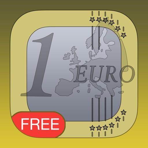 EUR/USD Forex Watch FREE - with live widget iOS App