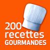 iGourmand 200 recettes très gourmandes