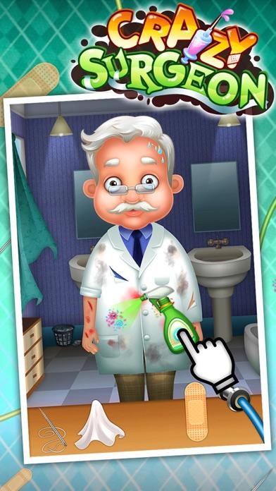 クレイジー外科医 - カジュアルゲームのおすすめ画像4