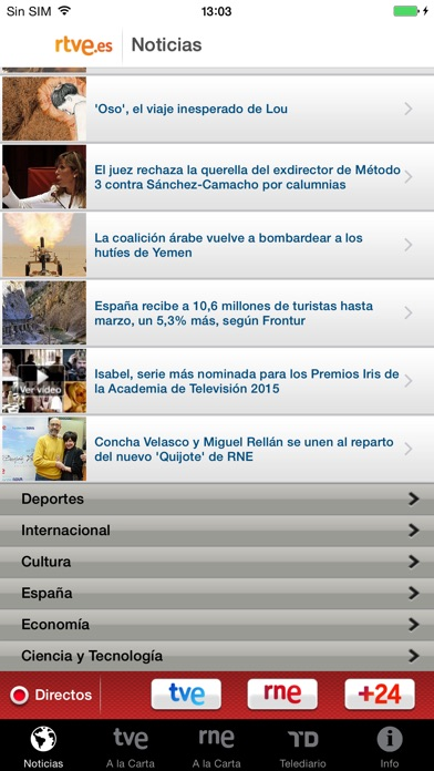 download RTVE.es | Móvil apps 4