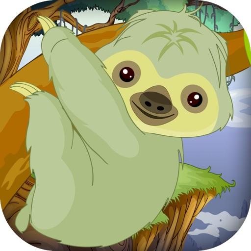 Baby Sloth Tree Climber - Jungle Survival Run (Free) iOS App