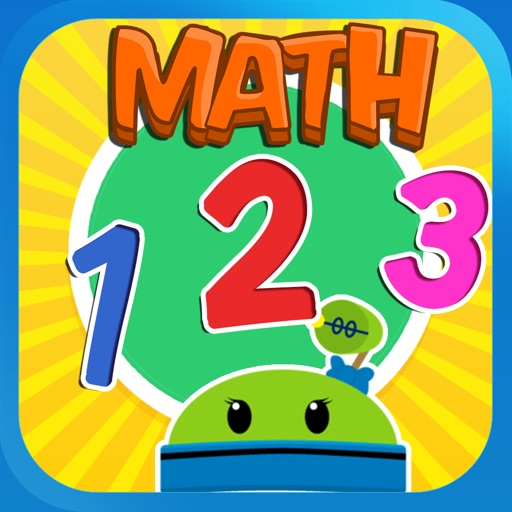 Maths Kids Mili&Geo Umizumi edition iOS App