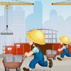 A Sizing Game; Learn and Play for Children on a Construction Site