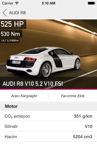 Car Specs Pro screenshot 4