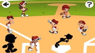 Screenshot of Una Partita di Baseball For Baby & Kids: Colouring Book & Puzzle Difficile Per i Bambini di Età da3