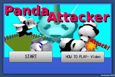 PandaAttacker screenshot 2