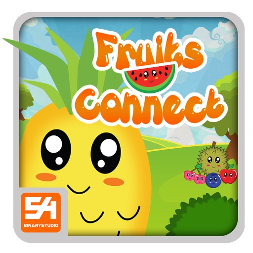 Fruits Connect ! iOS App