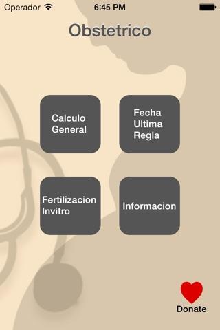 obstetrico screenshot 3