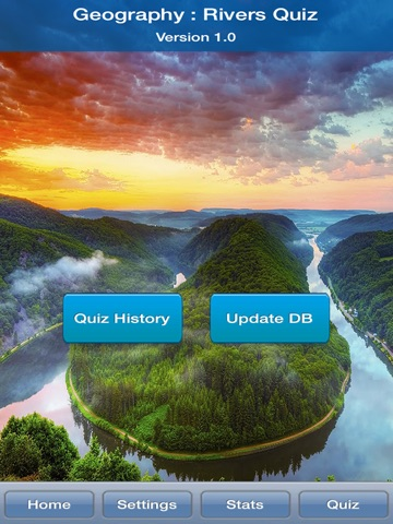 Physical Geography Rivers Quiz On The App Store - Geography rivers quiz